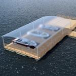 Навесы для лодки и катера в Перми